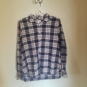 J. Crew Button-Up Flannel